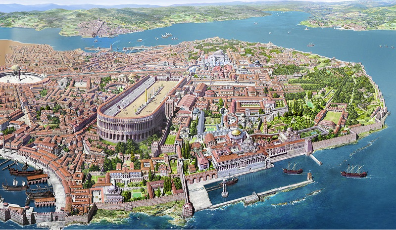 Istanbul History Costantinople