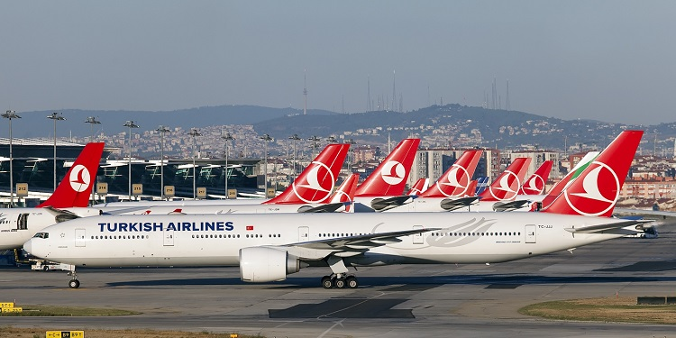 Istanbul Transportation by Plane Airport