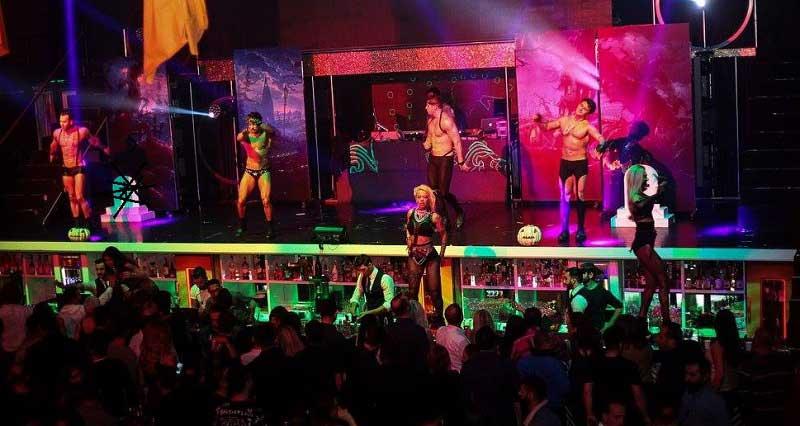 Istanbul Gay Bar
